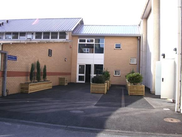 Extension Queen Elizabeth Grammar School, Penrith