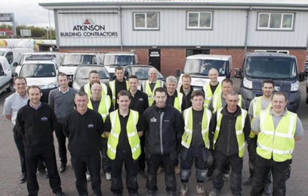 Atkinson Staff, Health and Safety Employees
