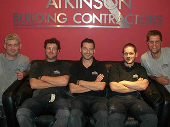 Lewis Austwick, Nigel McCombie, Martyn Currie and Mike Holmes have achieved NHBC Site Manager Training Competence