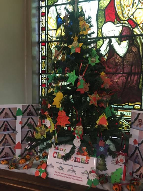 Atkinson's Tree in St Andrews Church