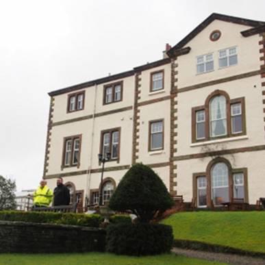 refurbish and decorate 31 bedrooms and 29 en-suites - Derwent Bank Hotel, Portinscale