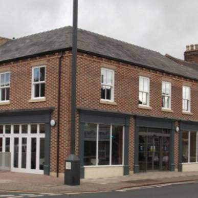 Cornerstones Development, 62-66 Denton Street, Carlisle