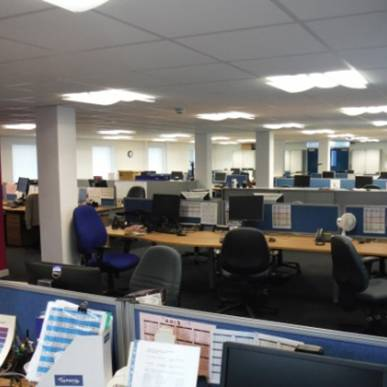 Better Places for Work Programme - Skirsgill Office Accommodation