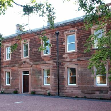 Refurbishment of Hutton Hall, Penrith into 7 residential properties