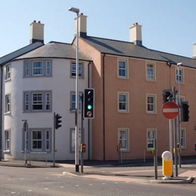 Penrith New Squares - Landels Court
