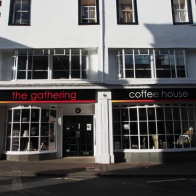 Renovation, refurbishment and alterations works - The Gathering Cafe, Penrith