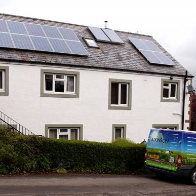 Solar Power Panels (PV)