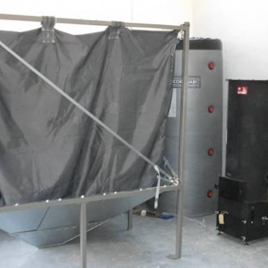 Biotech Automatic Pellet Boiler