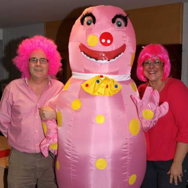 Wear It Pink - £200 raised for the Breast Cancer Campaign