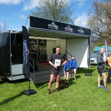 The Anniversary Waltz Fell Race