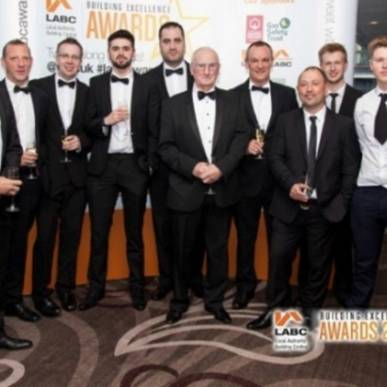 Atkinson's bag another Building Excellence Award