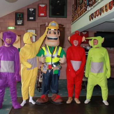 Atkinson's Family Fun Day at Penrith Rugby Club