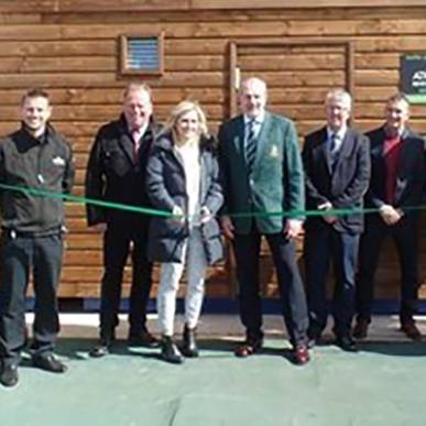 Penrith Rugby Club's Biomass Boiler