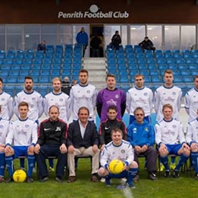 Penrith Football Club Team