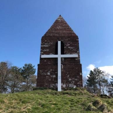 Penrith Beacon Cross