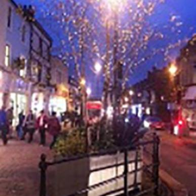 Penrith Christmas Lights
