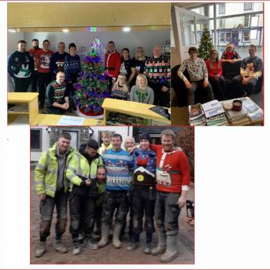 Christmas Jumper Day - 13.12.2019