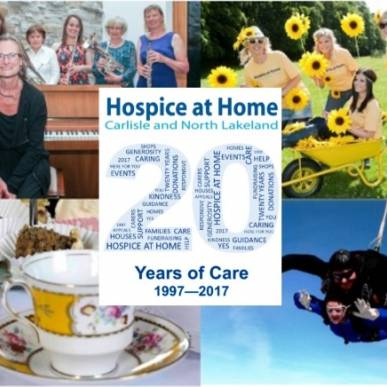 Compliment from Hospice at Home