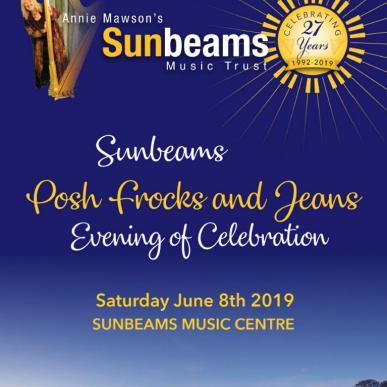 Annie Mawson's Sunbeams Music Trust
