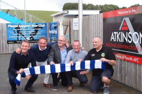 PENRITH A.F.C - RE-NAMING OF THE GROUND
