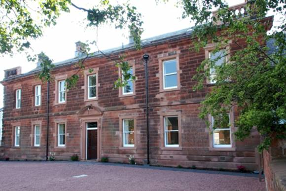 We've refurbished Hutton Hall in Friargate, Penrith