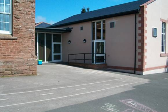 Extension Armathwaite School Centenary Hall