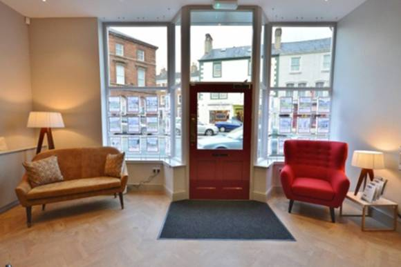 Modern Property Sales and Letting Offices