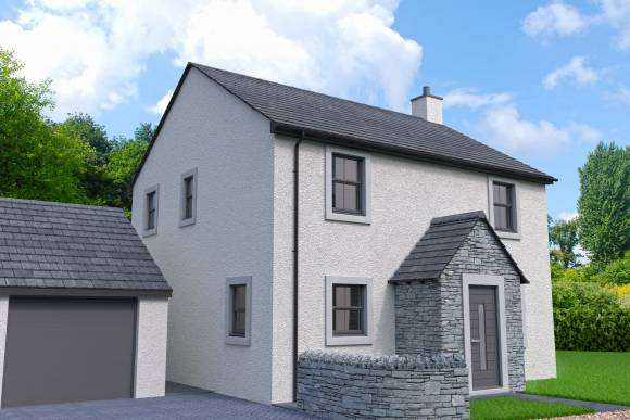 Plot 3 Front View