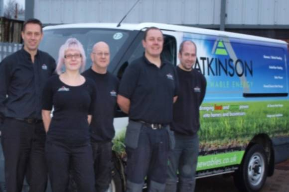 Atkinson Renewable Energy Team