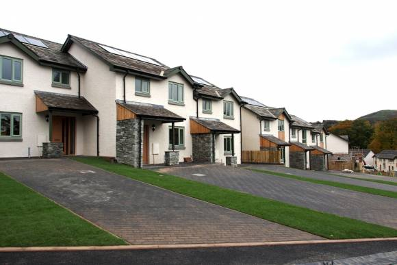 Calvert Way, Keswick - Best High Volume New Housing Development & Best Social or Affordable New Housing Development