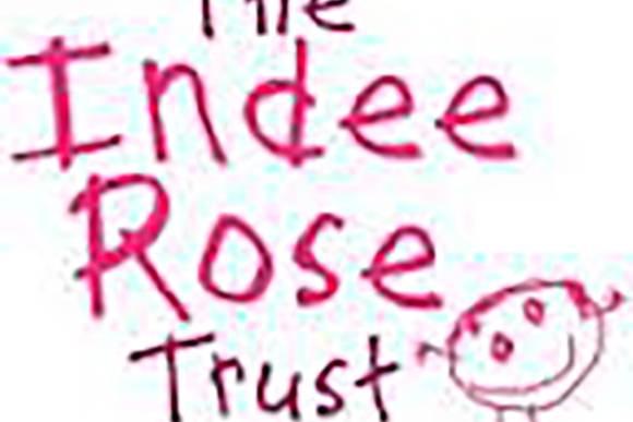 Raising money in aid of the Indee Trust