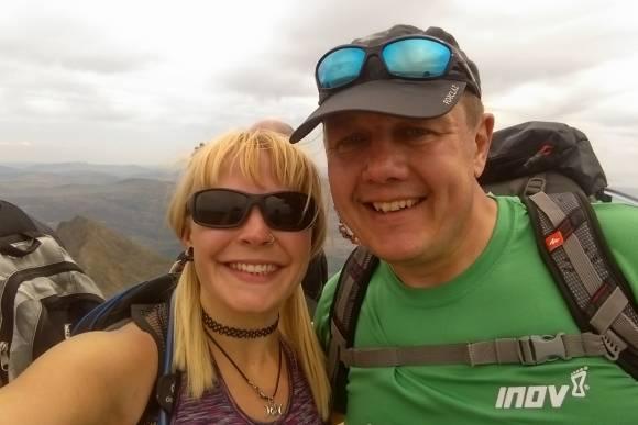 Snowdon - Guy & Kayleigh
