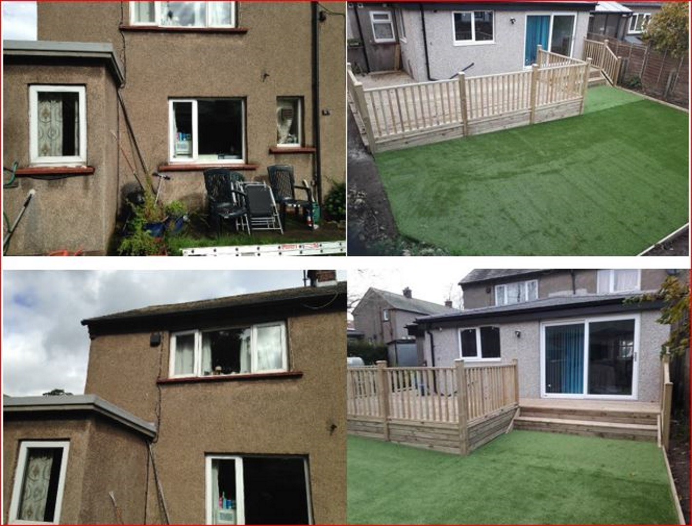 Before & After - Kirkby Thore